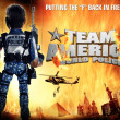 poster for Team America World Police
