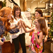 Laura Davenport, Lucy Davenport, Monica Haff at Shop With Heart Card Kickoff