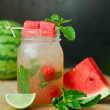 Hopdoddy watermelon mojito cocktail June 2016 special