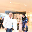 Fashion Gene Event, 5/16 /Danny Johnson, Tammie Johnson, Brittney Randolph, Stephanie Mushin