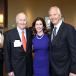 Kinder Institute Luncheon 5/16 Jim Crownover, Phoebe Tudor, Bobby Tudor