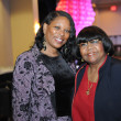 KIPP Houston dinner 4/16, Patricia Allen, Alma Allen