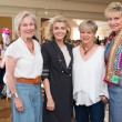 BEAR luncheon 4/16,  Sheila Reese, Alice Burguieres, Patti Everett, Veronica Curran