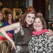 Kathryn Porterfield, Debbie Yowers at Sweet Potato Queens party