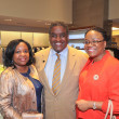 Carmen Williams, Shawn Taylor, Kimberly Beatty at Elizbeth Anthony Passion for Fashion party