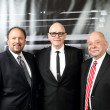 Stewart Zuckerbrod, Stages Founding Artistic Director Emeritus Ted Swindley, Jack Heifner at Stages Gala