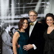 Jodie Eisenhardt, Tim Collins, Sarah Bray at Stages Gala