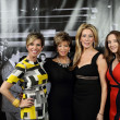 Roseann Rogers, Vicki Rizzo, Mauri Oliver, Angela Sturm at Stages Gala