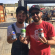 8th Wonder Brewery cans Ryan Soroka Miles White