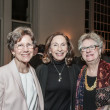 Beatrice Graham, Constance Holderer, Bettie Cartwright at Club da Camera