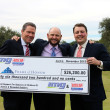 AmCap Folds of Honor check presentation