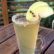 Houston, Paul's Kitchen, december 2015, hot apple pie toddy