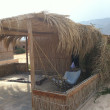 Rash Shitan Sinai Egypt hut with hammock