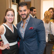 News, Shelby, Chopard opening, Oct. 2015, Charlotte Johnson, Colin Moussa
