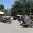 Southern Smoke Aaron Franklin barbecue trailers