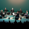 Philip Glass Ensemble at Day For Night promo