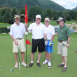 Houston Methodist in Aspen, July 2015, Jack Dinerstein, Jay Davis, Bill Wise and Jack Blanton Jr