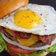 Hopdoddy_classic burger with fried egg_2015