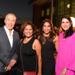 Dress for Success Cuisine for a Cause, Dr. Roger McNeill, Monica McNeill, Rachel McNeill, Kristin Berger