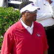 Kevin Sumlin red pullover