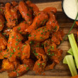 chicken wings, the rustic