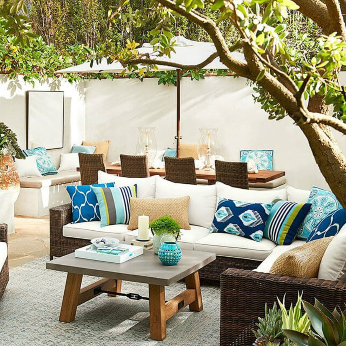 Have The Coolest Patio On The Block With These Hot Summer