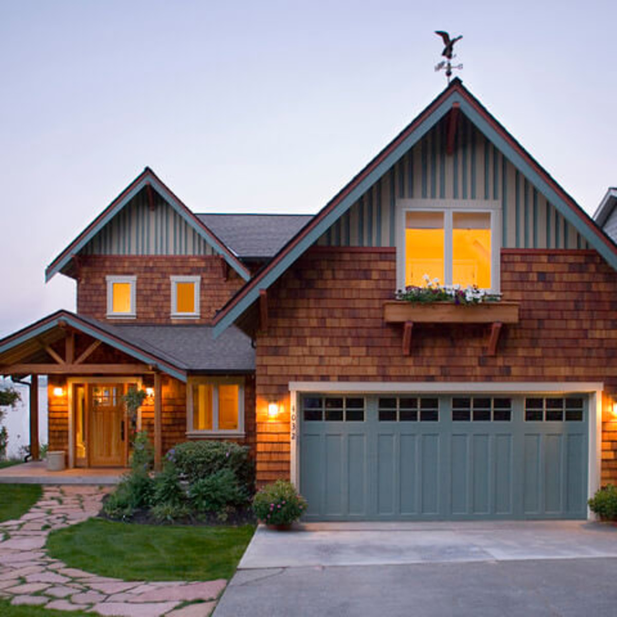 Houzz Home Design Ideas: 9 Design Tips To Add Rustic Charm To Your Home