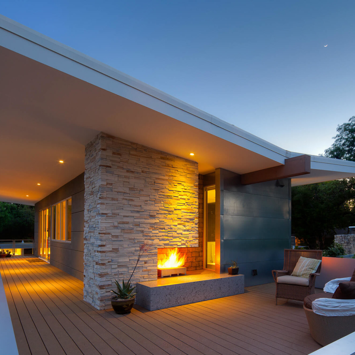 Austin design experts reveal top trends for your outdoor ... on Best Outdoor Living Spaces id=33357