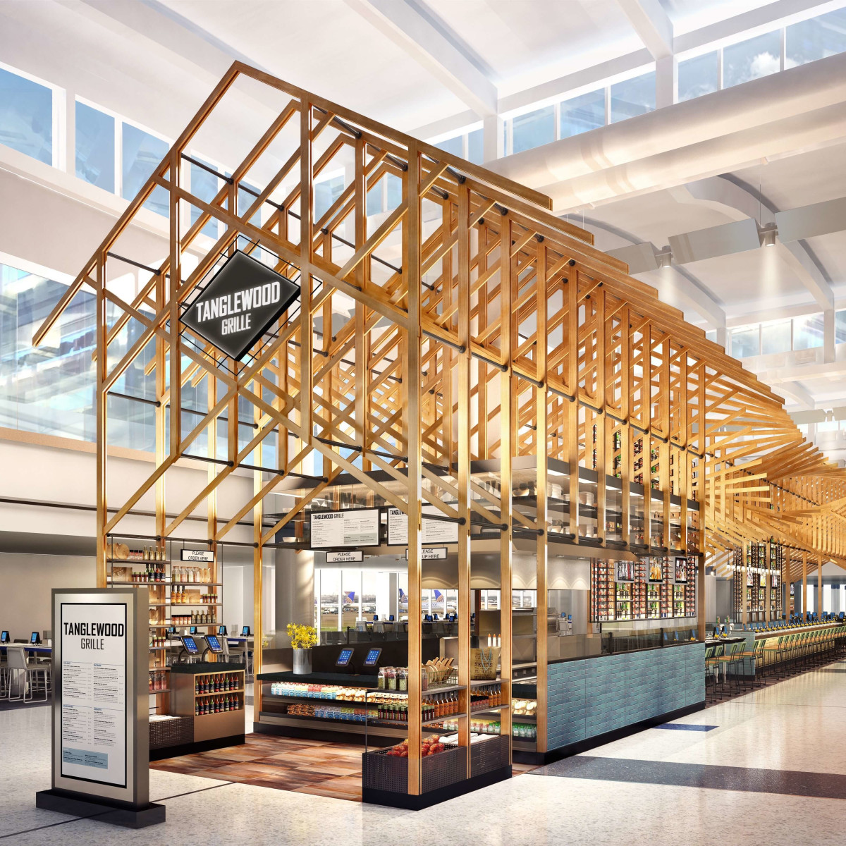 Top Houston Chefs Invade Bush Intercontinental With More