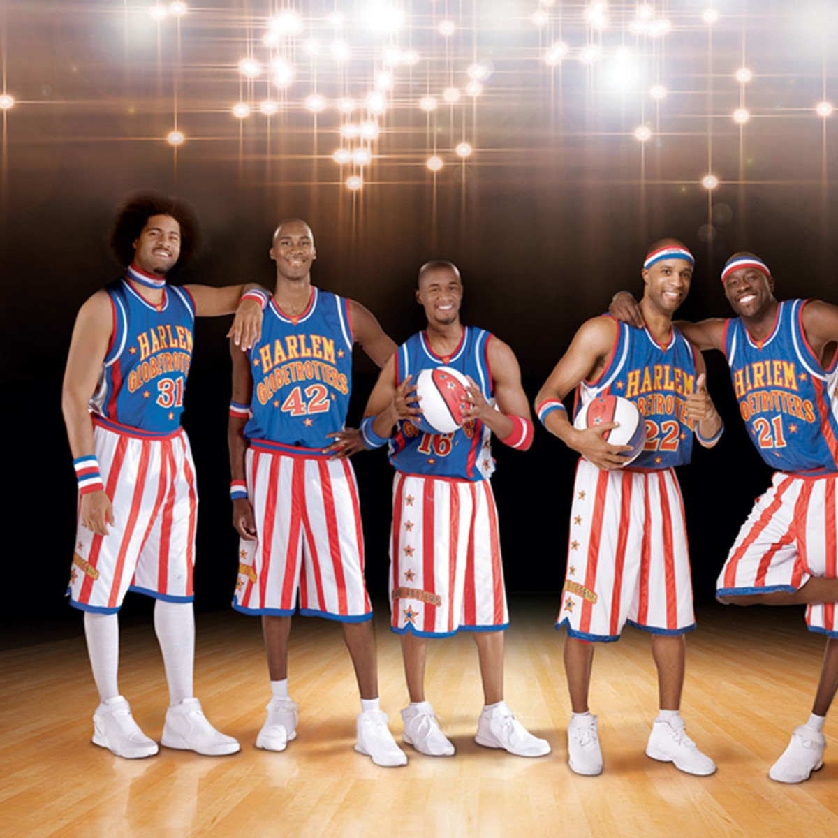 Harlem Globetrotters and Super Bowl watch parties top the best even