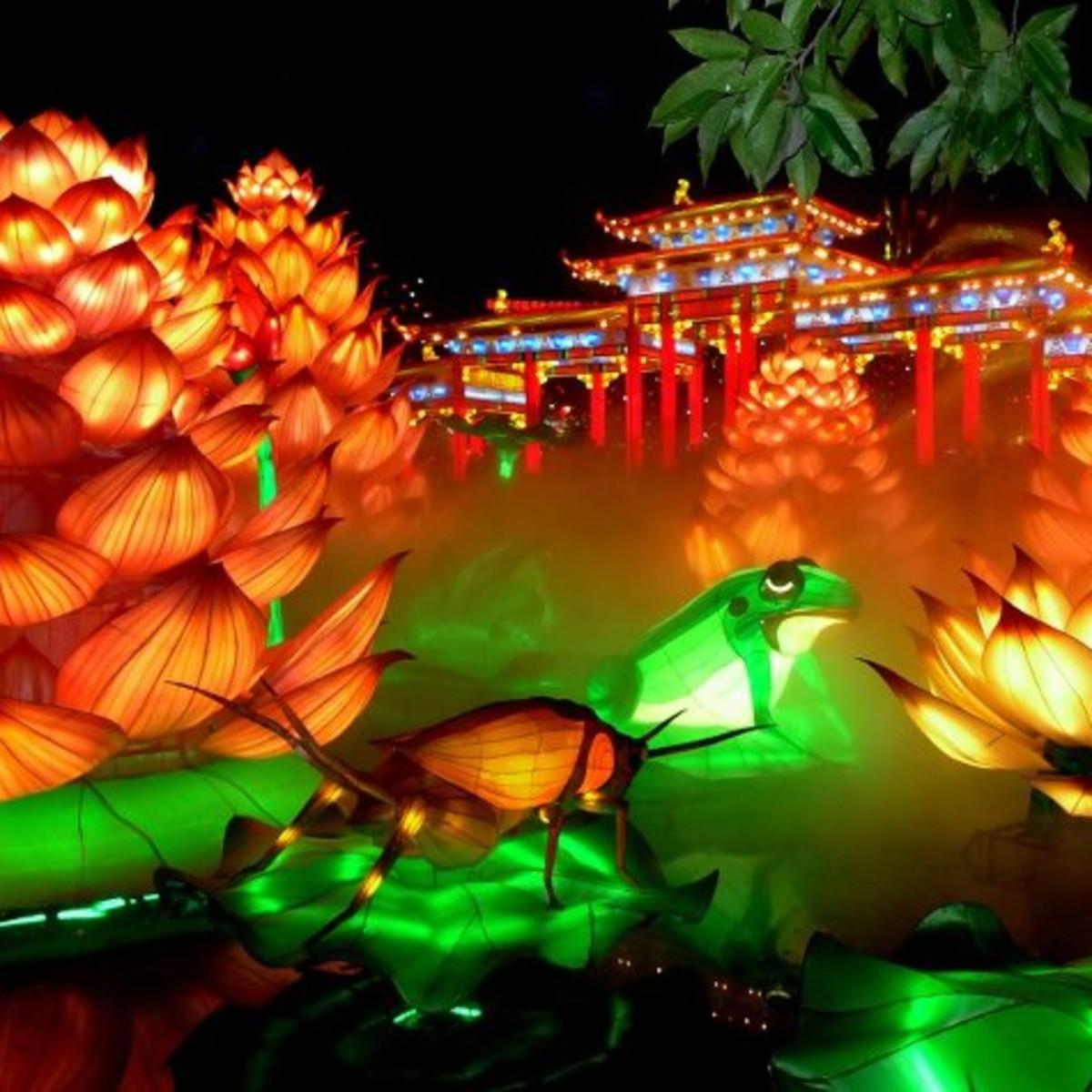 Chinese Lantern Festival at Fair Park - Event -CultureMap ...