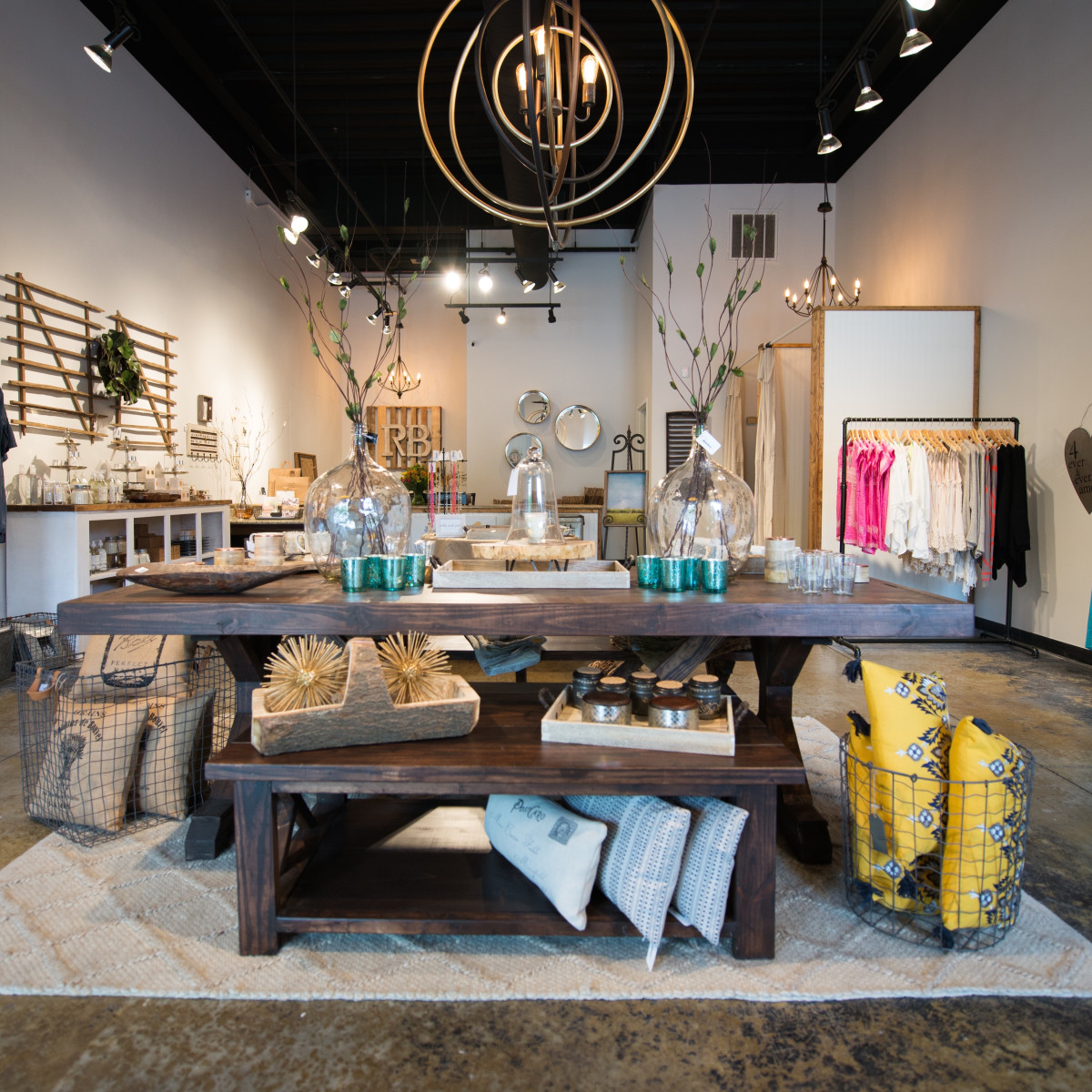 Where To Shop Right Now: 10 Cool New Stores That Make