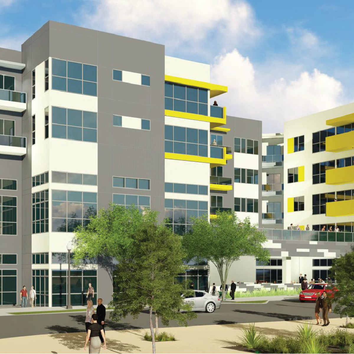 Southside Communities Apartments Rentals: Fort Worth's Near Southside Is Getting A New Luxury Mixed