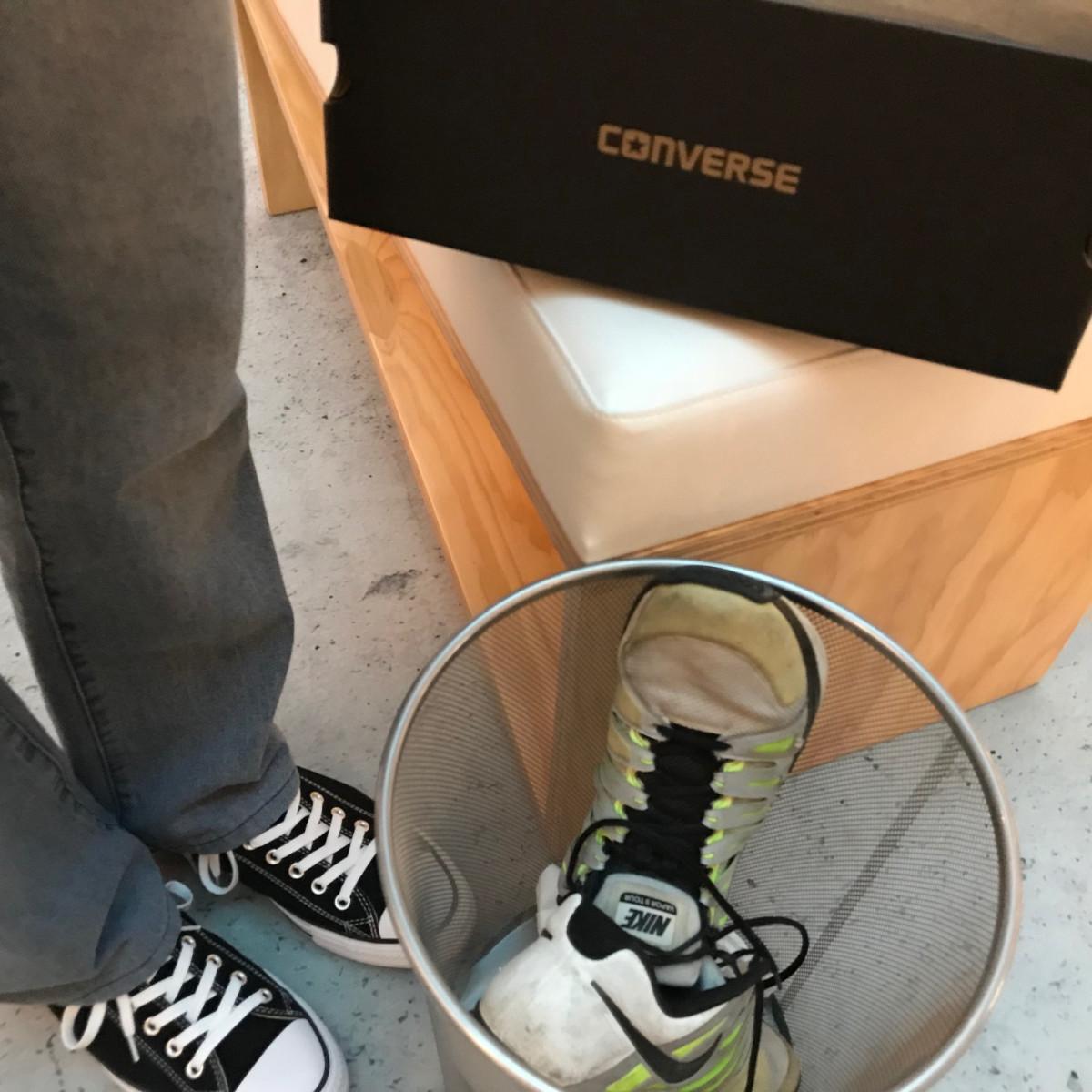 b23ff513815eb7 Custom classics  Converse brings free  Chucks By You  to the ...