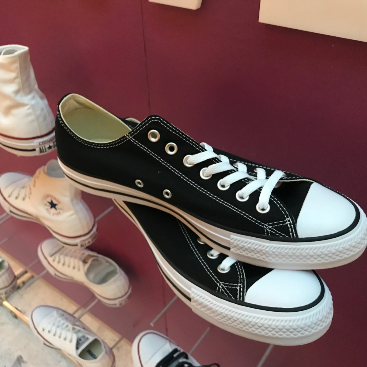a258f7b29fe90e Custom classics  Converse brings free  Chucks By You  to the ...
