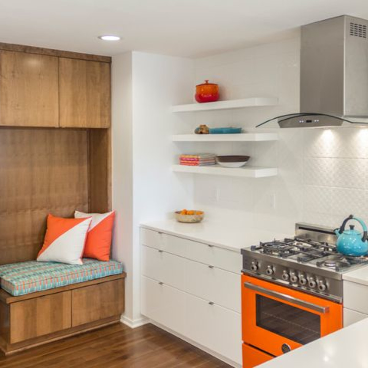 Small Kitchen Design Houzz: 6 Ways To Warm Up Your Kitchen Or Bath With Wood Accents