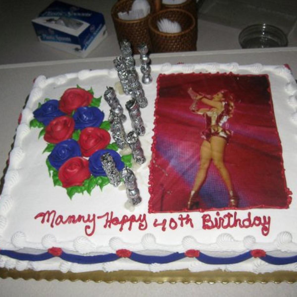 He Man Birthday Cake Uk