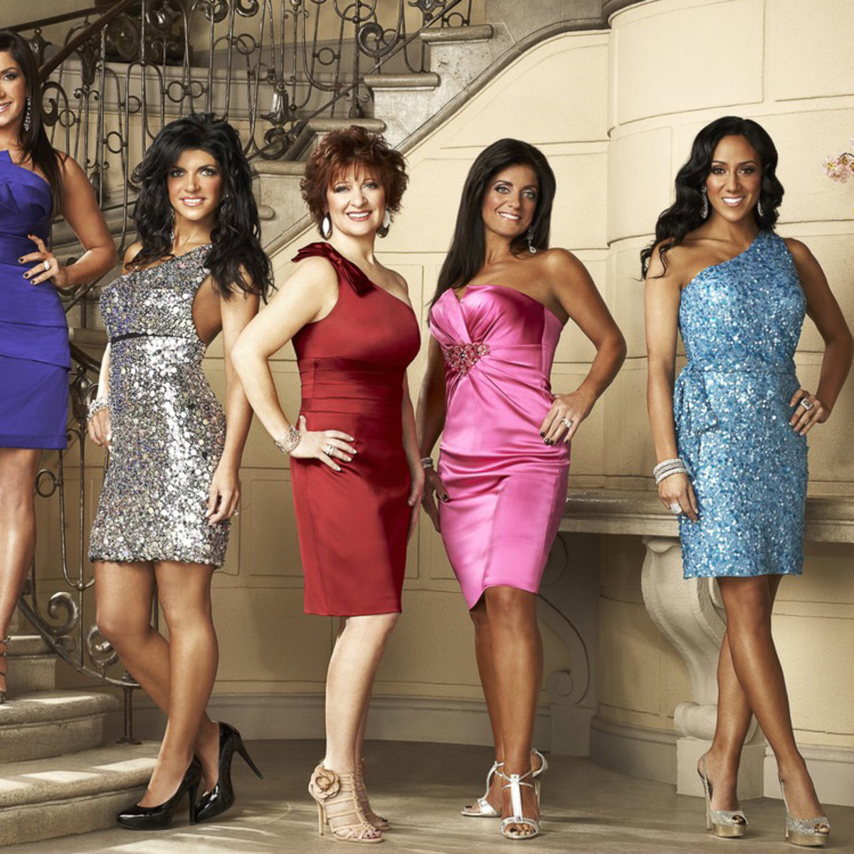 Housewives of new jersey sex mine