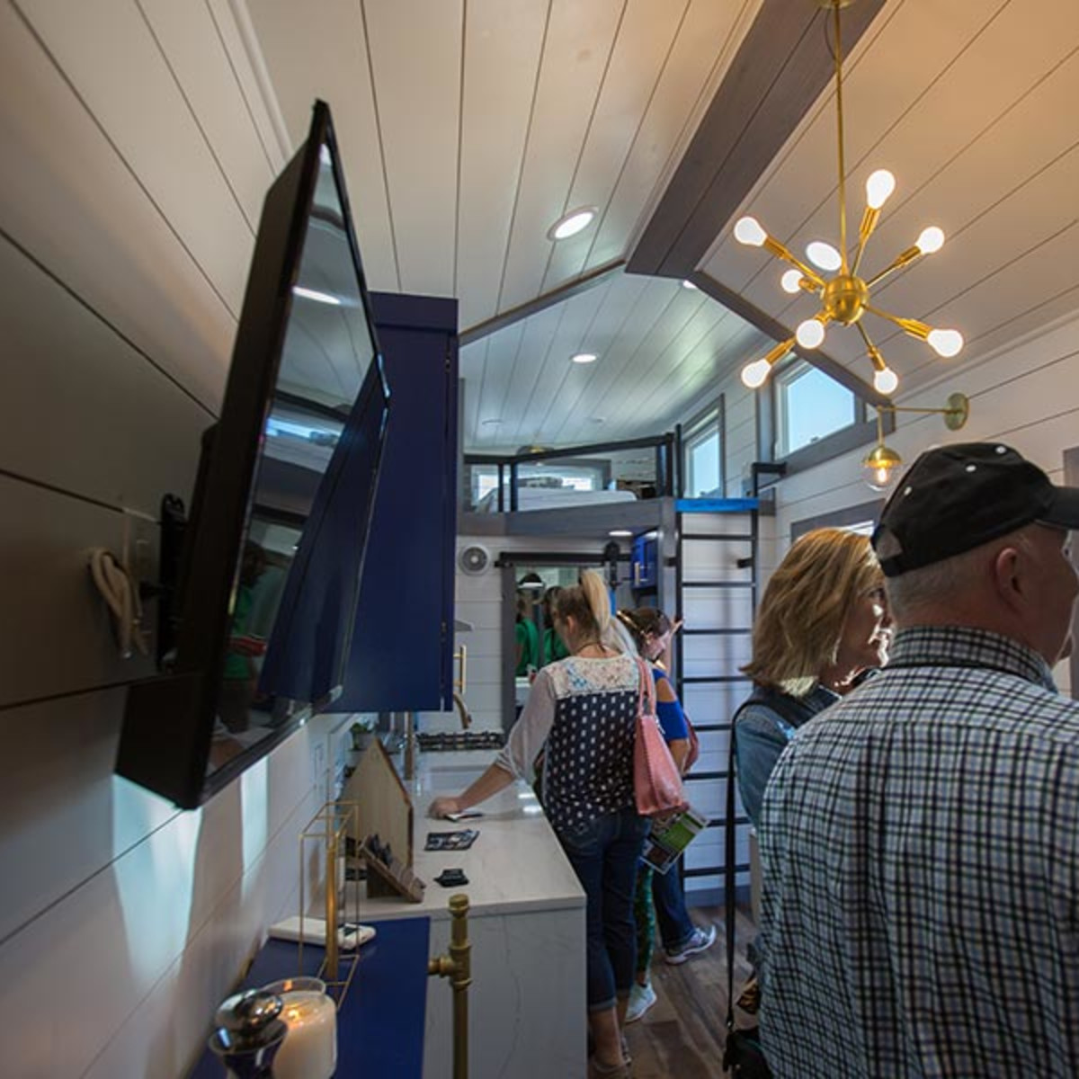 Texas Tiny Home Convention Opens Big Doors To Small Living