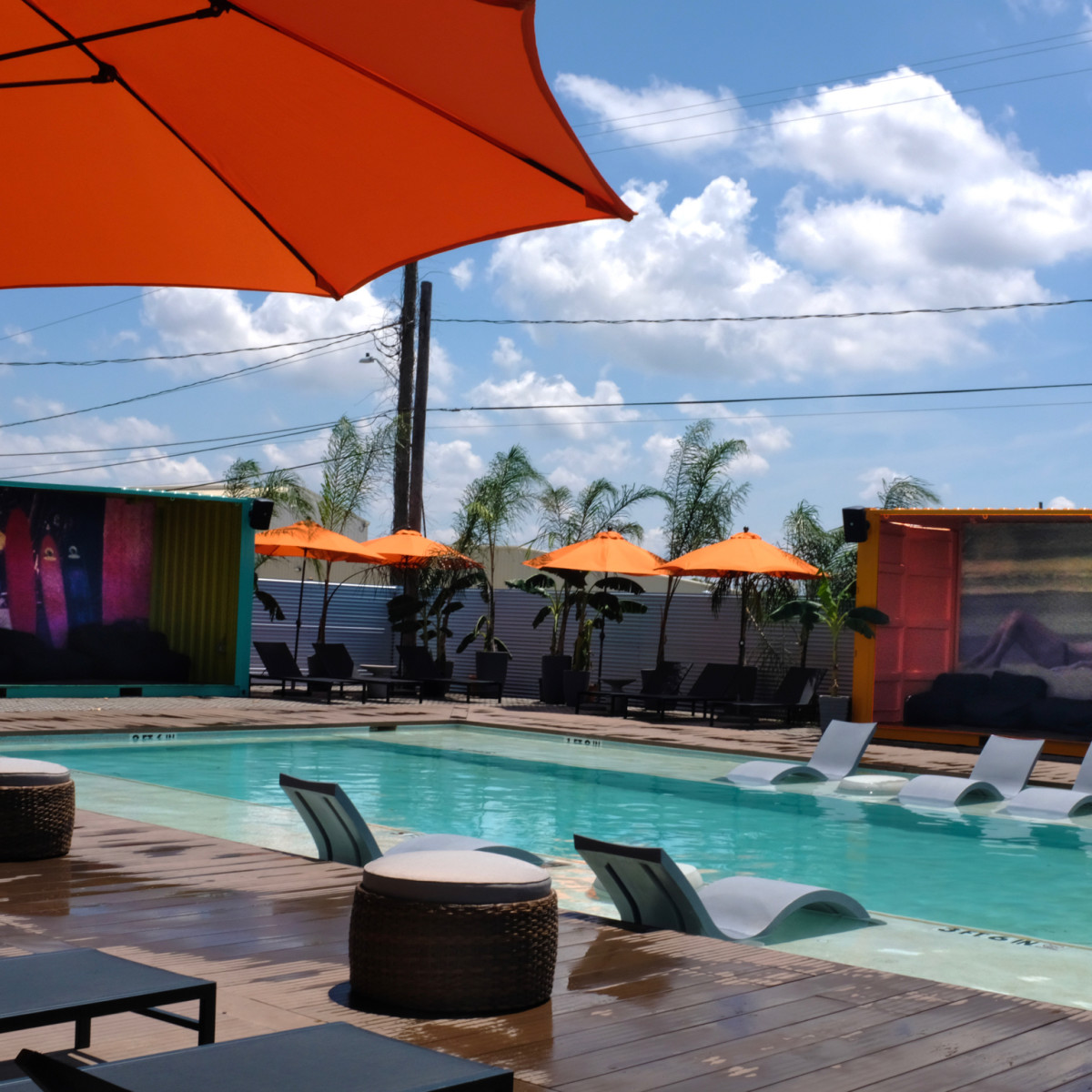 Dive Into Highly Anticipated Pool Bar, Now Open Near