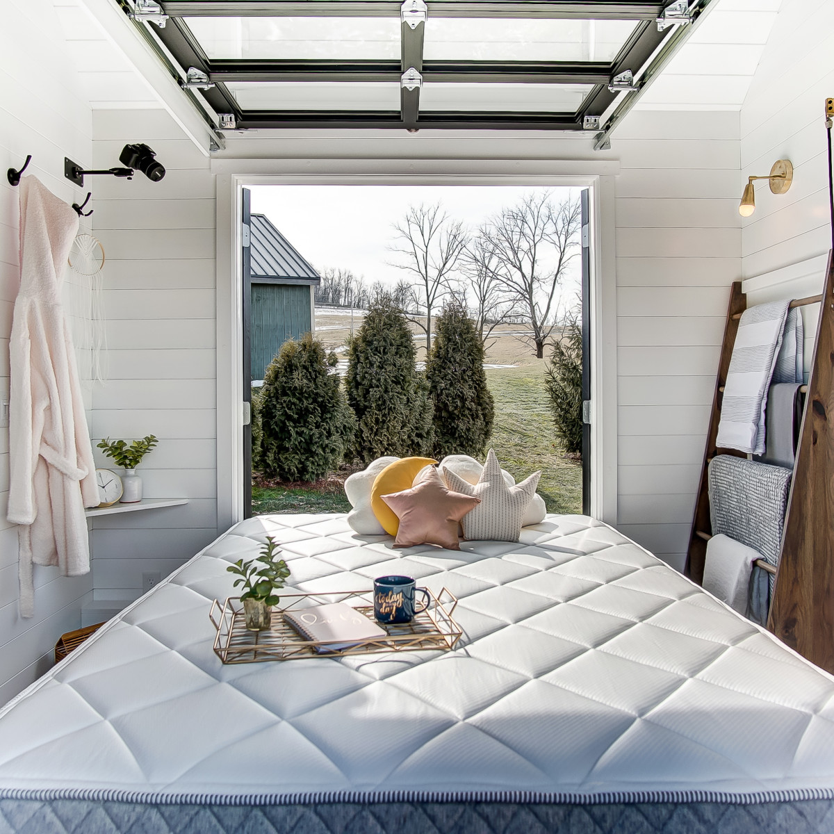 Tiny Home Designs: Tiny-house Boutique Sets Up Shop In Dallas During Cross