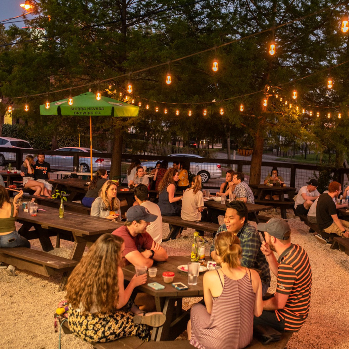 10 Best New Houston Patios For Drinking And Dining Al
