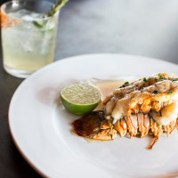 Anejo lobster tail