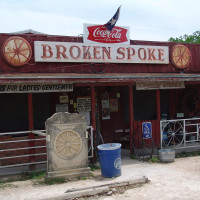 Austin Photo: Places_Food_Broken_Spoke