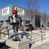 BrainDead Brewing, exterior