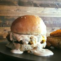 Folc San Antonio restaurant brisket burger