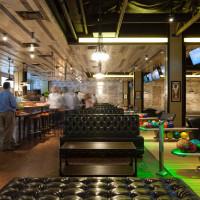 Bowl and Barrel CityCentre interior