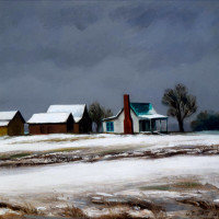 William Reaves | Sarah Foltz Fine Art presents Selections from the John Stone Collection of Texas Art