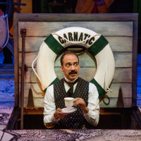 Alley Theatre: Around the World in 80 Days