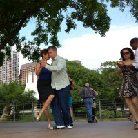 Corazon Tanguero presents Milonga in the Park